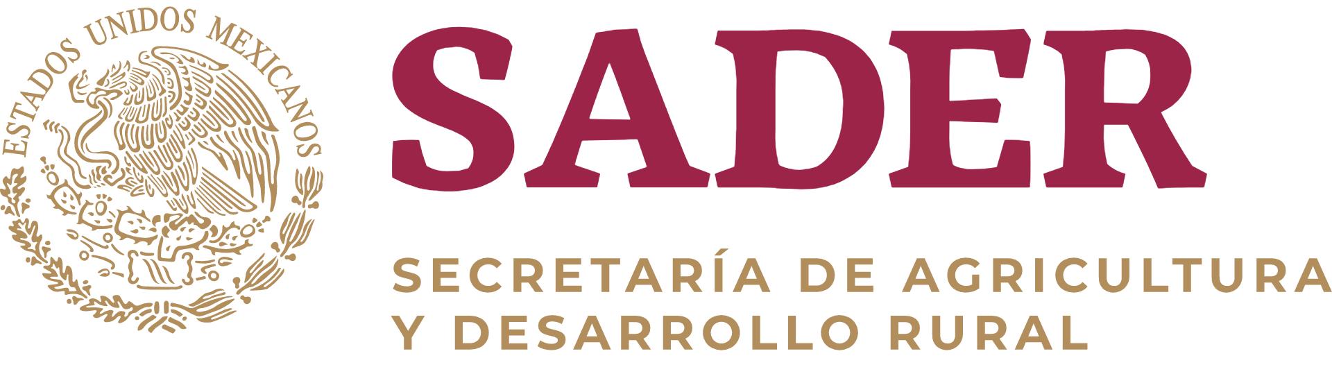 Mexico's Secretaria de Agricultura y Desarrollo Rural/Ministry of Agriculture & Rural Development (SADER)