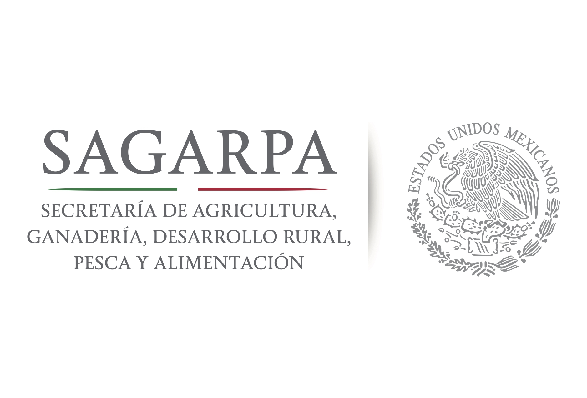 Mexico's Secretary of Agriculture, Livestock, Rural Development, Fisheries and Food (SAGARPA)