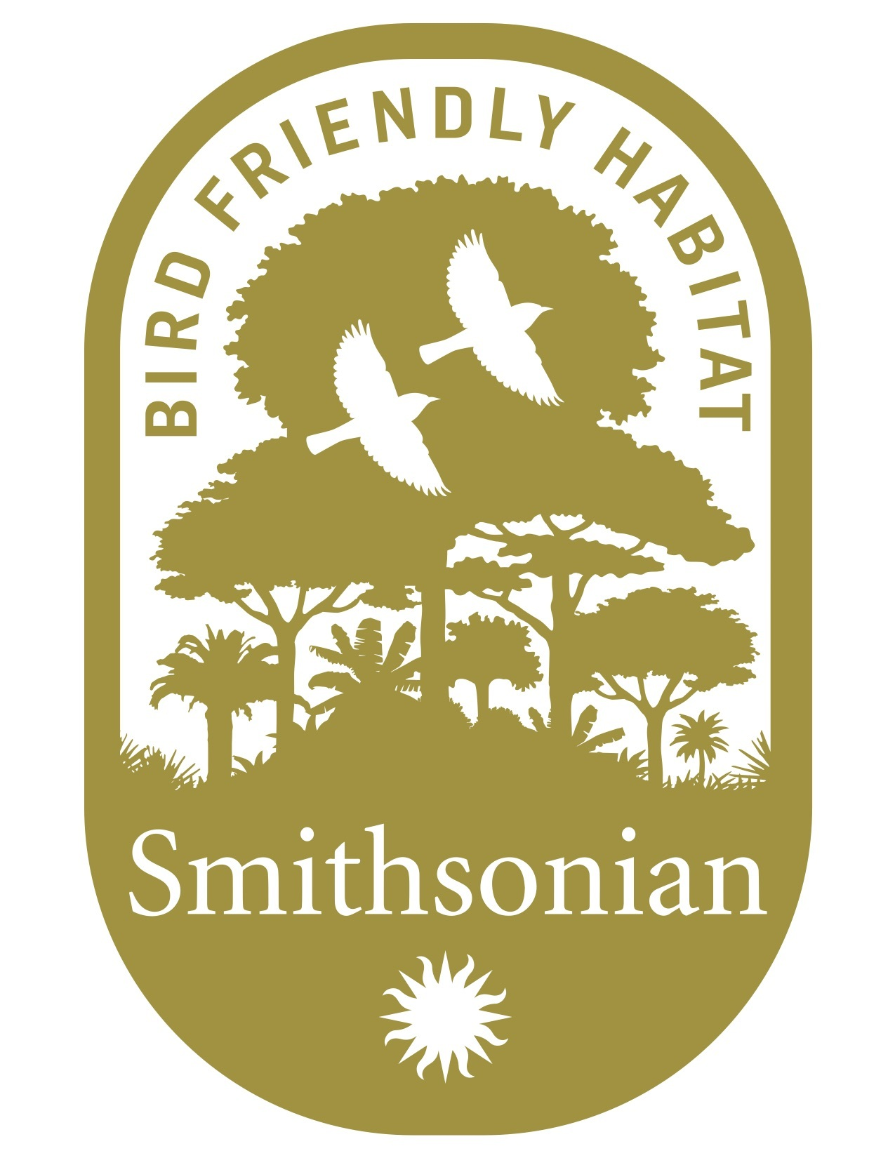 Smithsonian Bird Friendly